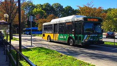 Montgomery County Transit Ride On 2003 Orion VII CNG #5905