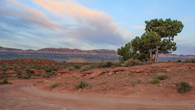 Alba nel deserto Desert, Canon EOS 1100D, Canon EF-S 18-55mm f/3.5-5.6 III