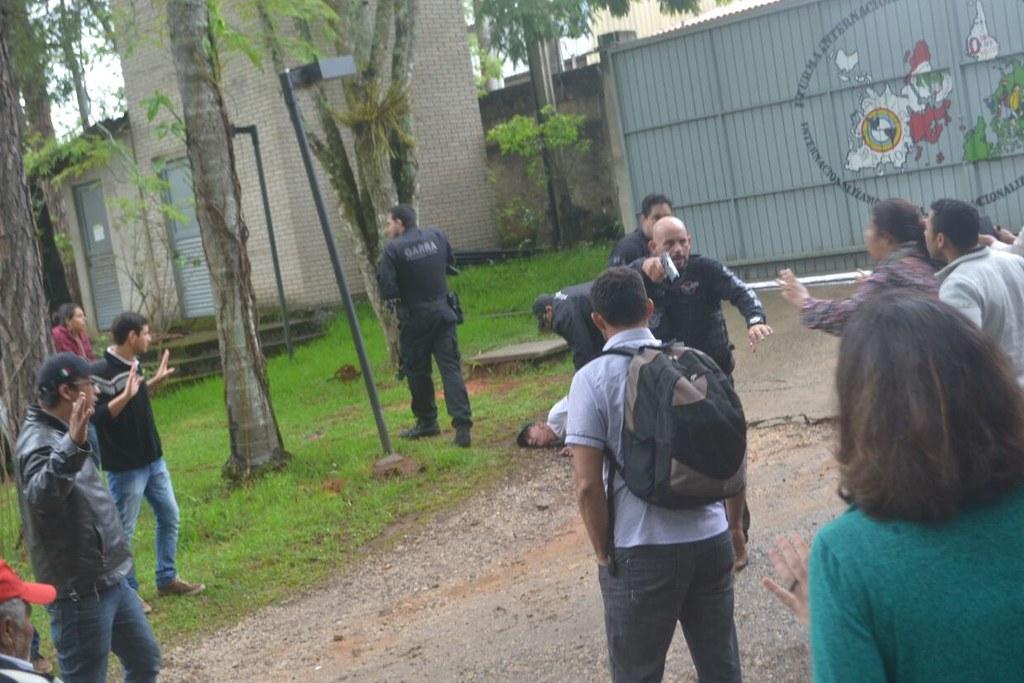 Brezilya: Hükümetin Saldırılarına Karşı MST İle Dayanışma