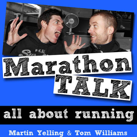 Marathon Talk iTunes artwork