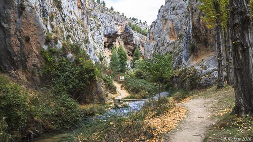 [0129]: Nerpio, Cañón del Zarzalar