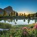Sunrise on Lago di Limides