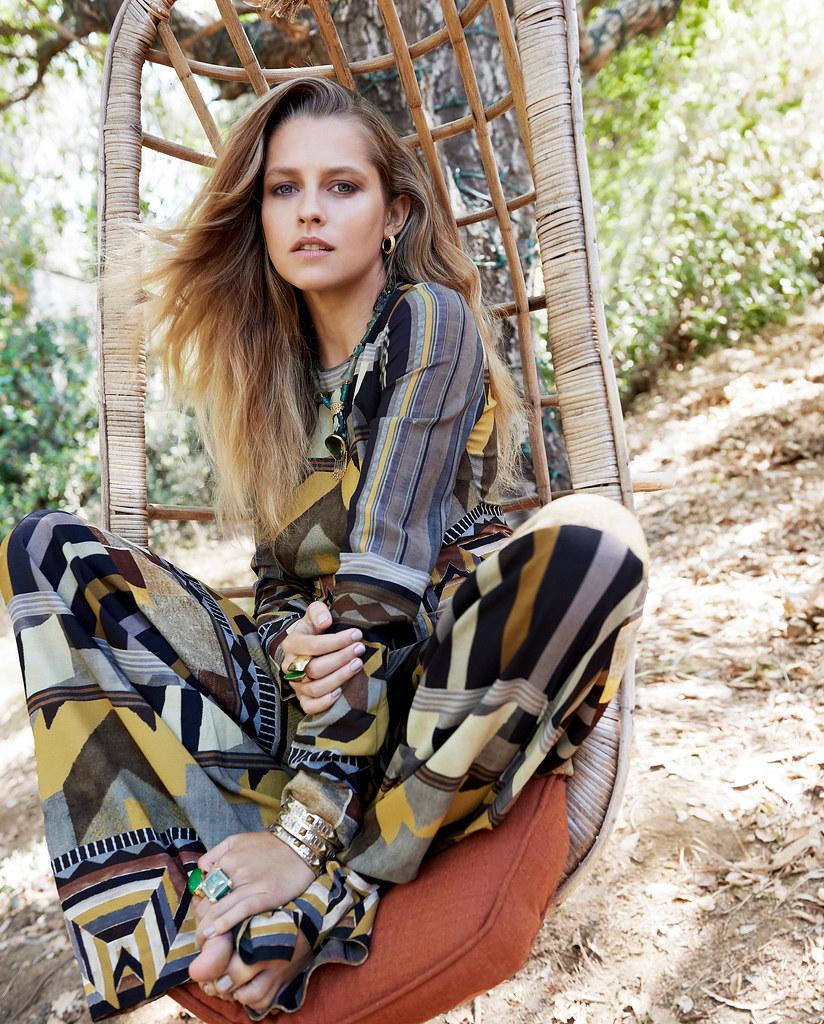Тереза Палмер — Фотосессия для «Los Angeles» 2015 – 5