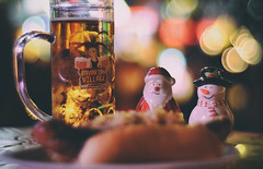 Festive cheers