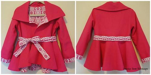 Pink Bristol Jacket