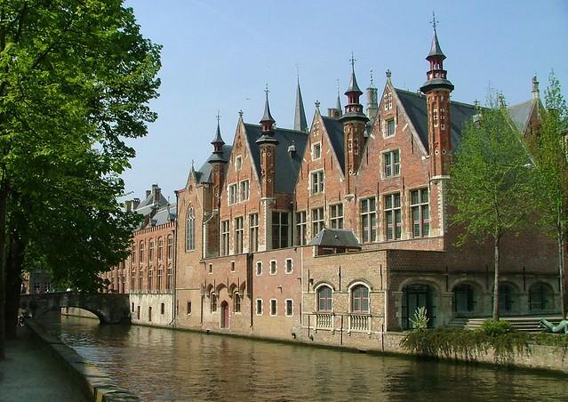Bruges, Fujifilm FinePix S5000