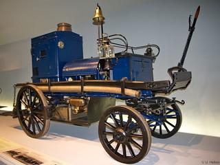 1892 Daimler Motor Feuerspritze