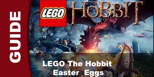 Lego: The Hobbit Easter Eggs