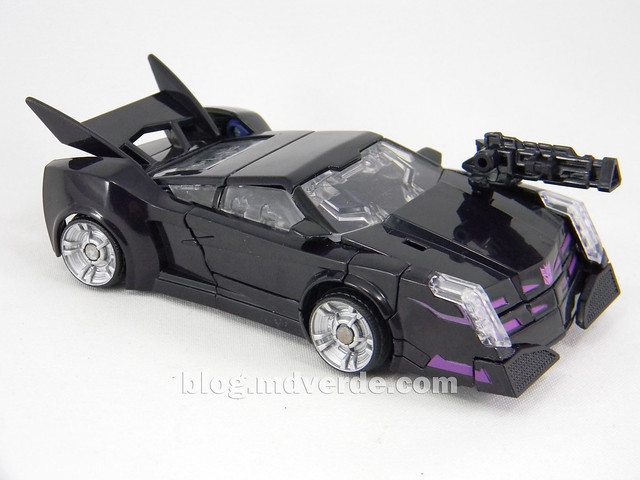 Transformers Vehicon Deluxe - Transformers Prime First Edition - modo alterno