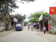 Bike ride at Tam Coc