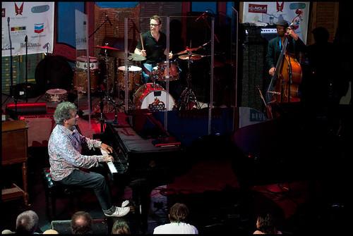 David Torkanowsky at Piano Night 2014. Photo by Ryan Hodgson-Rigsbee www.rhrphoto.com