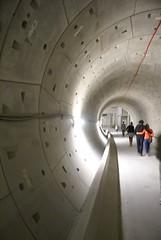 Noord-Zuidlijn tunnelbuis