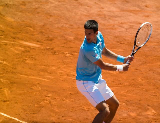 Rolland Garros 2014 - Novak Djokovic 01