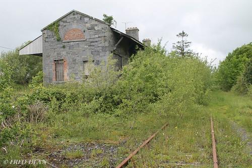 Ballingrane Station.