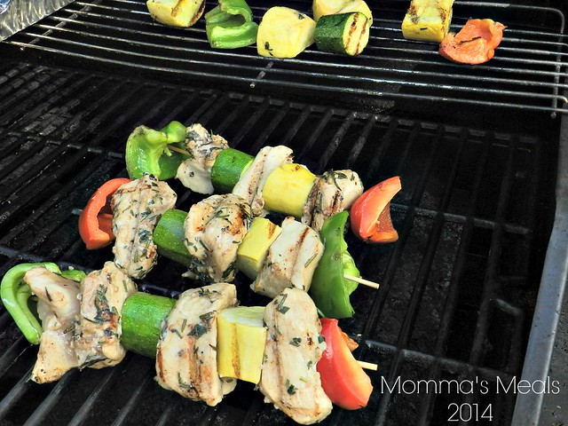 Herbed Chicken Kabobs (8)p