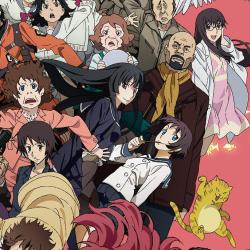 140603(1) - 超能力戰鬥漫畫《東京ESP》將於7/11放送電視動畫版、前作《食靈》女主角可望客串登場! 2