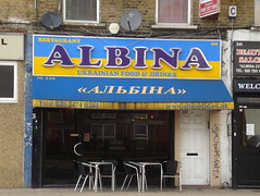 Picture of Albina, E13 8EQ