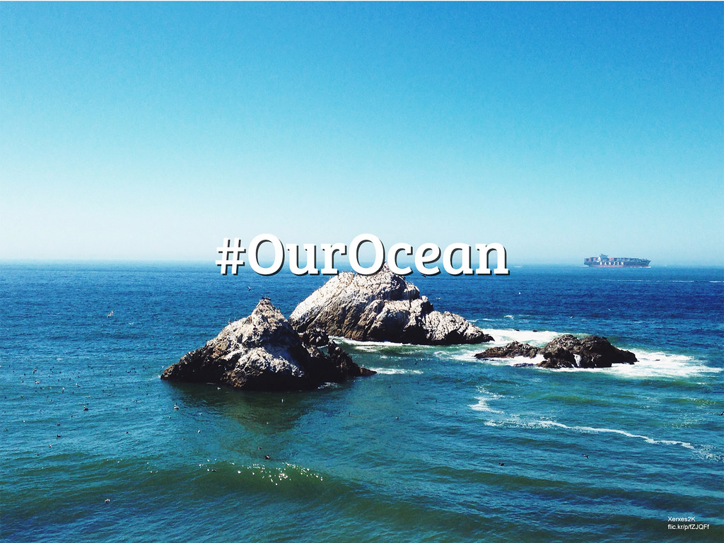 #FlickrFriday: #OurOcean | Shoot the infinity of the waters that take over our world! Show us your interpretation of our latest theme.
