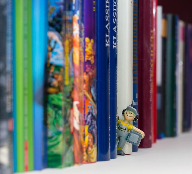 Projekt52-2 Ich bin ... ein Bücherwurm