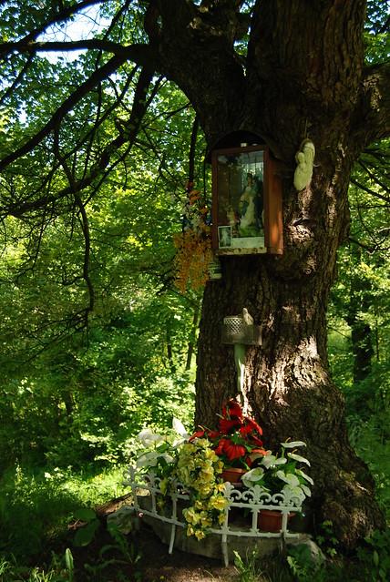 Vapec, Slovakia, shrine