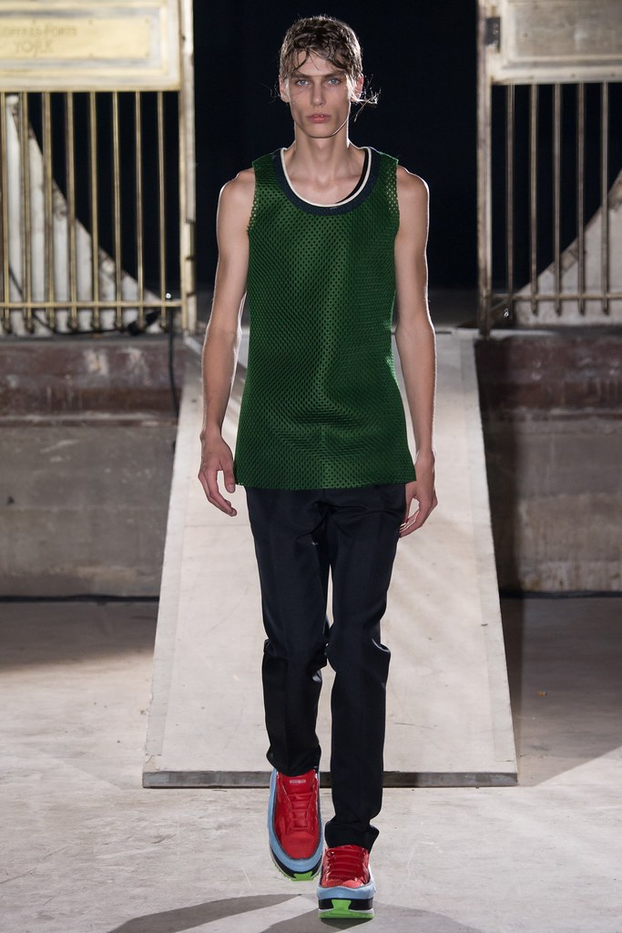 SS15 Paris Raf Simons011_Marc Schulze(VOGUE)
