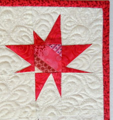 Background Quilting Detail