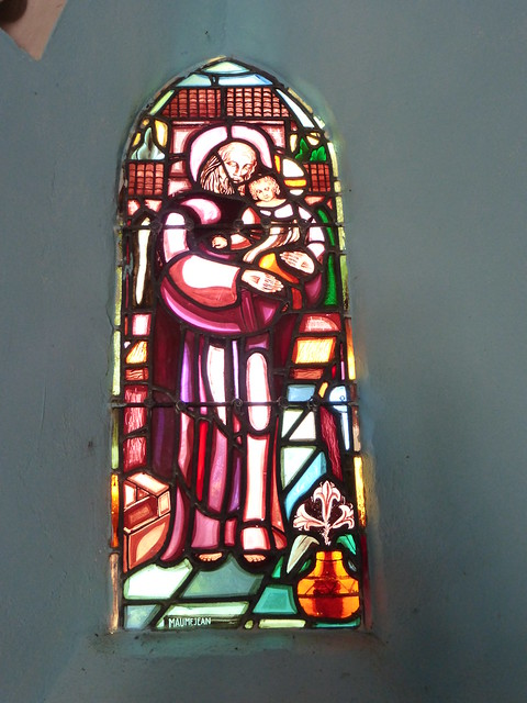 129 Mauméjean, Chapelle Notre-Dame de Consolation, Vesly