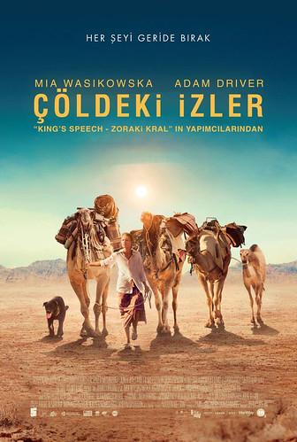 Çöldeki İzler - Tracks (2014)
