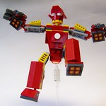Flight Suit Mark 1 Sentinel Series, Mr. Iron Man