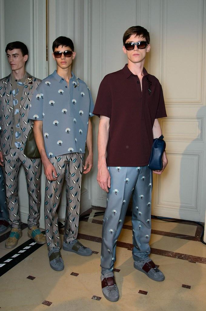 Yulian Antukh(Antuh)3071_2_SS15 Paris Valentino_Jack Chambers, Lucas Santon(fashionising.com)