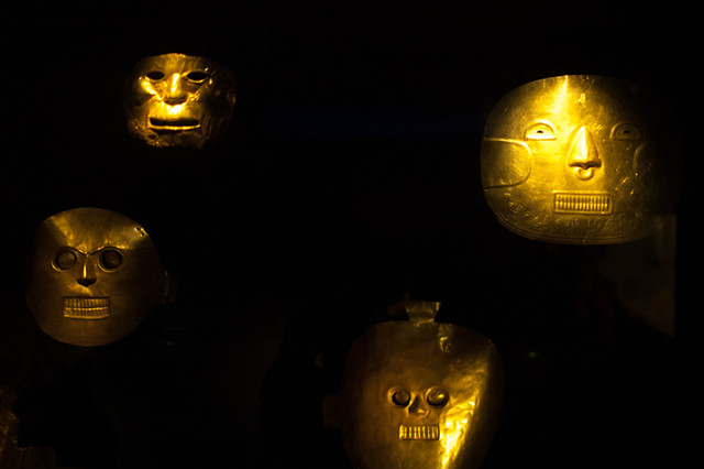 Bogota - Museo de oro