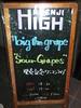 "big the grape ""Sour Grapes"" 発売記念ワンマンライブ@高円寺HIGH"