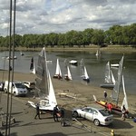 7 June, 2014 - 17:24 - Fleet getting off the water