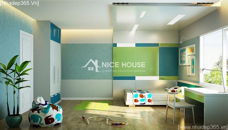 Thiết kế nội thất nhà chị Hằng - Hà Nội_9