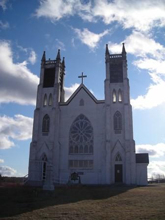 St Alphonses Roman Catholic Church Victoria Mines
