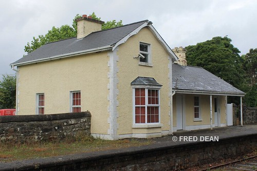 Kiltimagh Station.