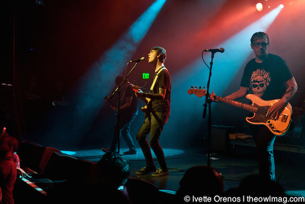 Joyce Manor @ El Rey Theatre, LA 7/25/14