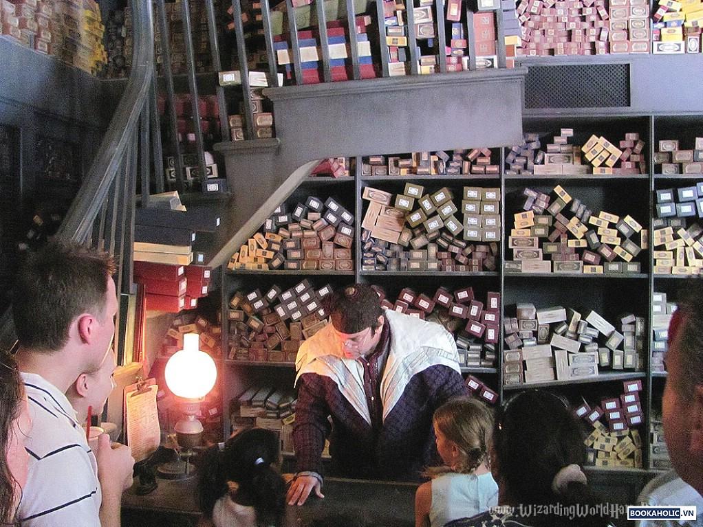 Ollivanders Wand Shops