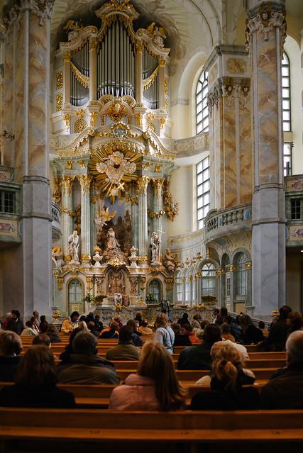 Frauenkirche - Dresde