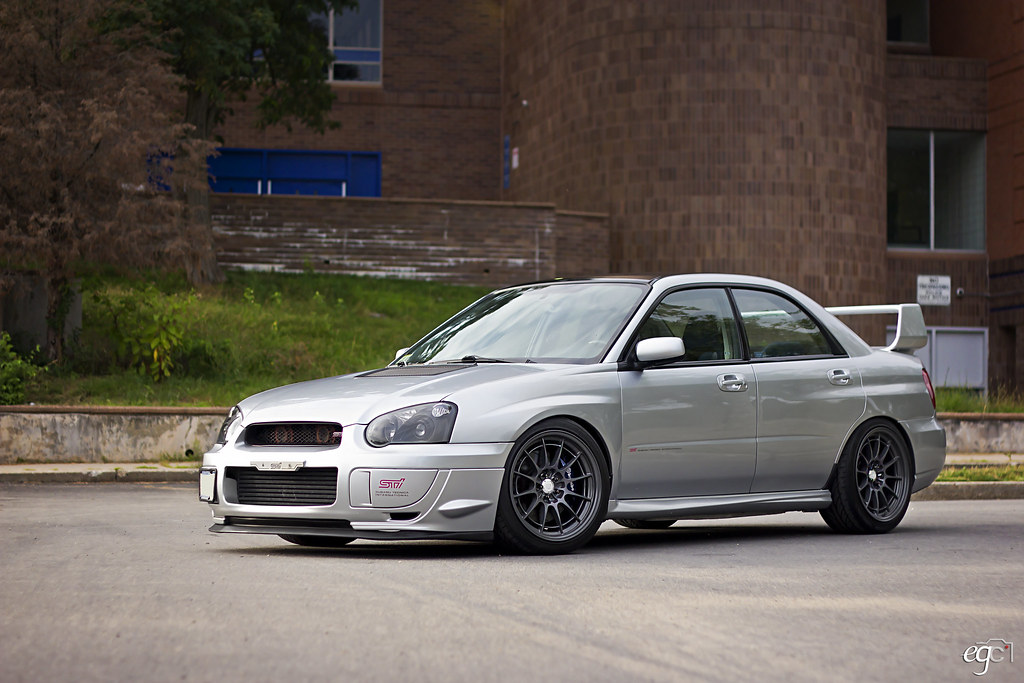 My 04 Sti Looking Good After 10 Years Subaru Wrx Forum