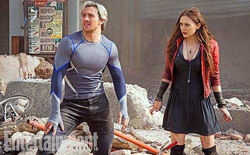 140717(1) - 英雄累了…「快銀」飆了!2015年電影《Avengers: Age Of Ultron》(復仇者聯盟2:奧創紀元)公開8張劇照&故事大意! 3