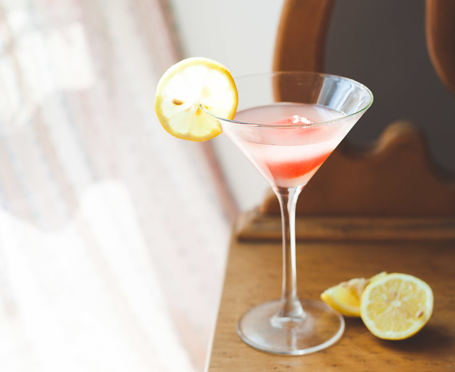 lemon drop recipe
