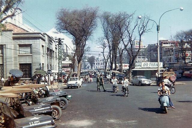 SAIGON 1969 - Nguyen Hue Blvd