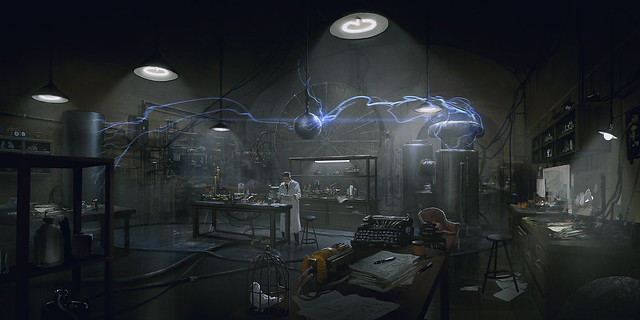 Tesla Lab- Personal