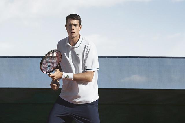 LACOSTE John Isner Tenue US Open 2014 © CBerlet