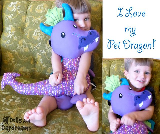 I Love my Pet Dragon