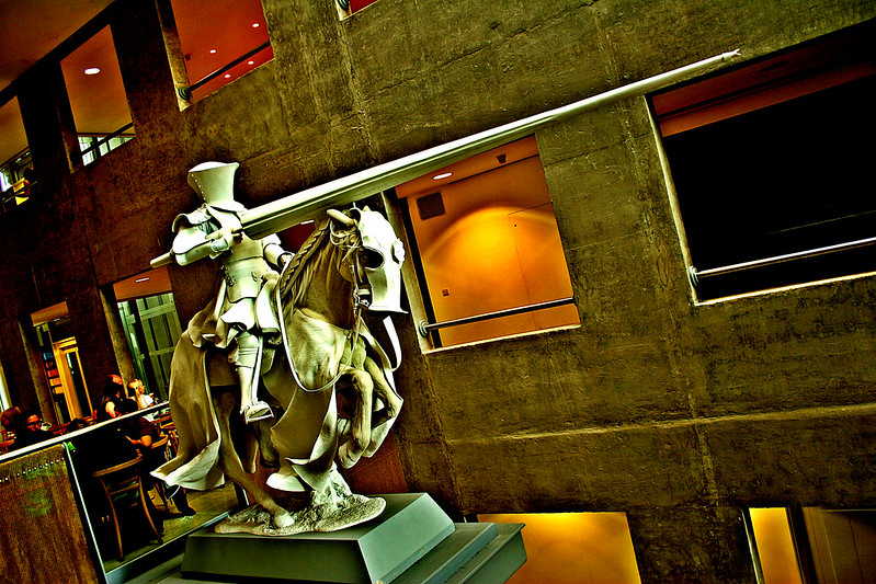 White Knight - Royal Armouries - Leeds - IMG_4320