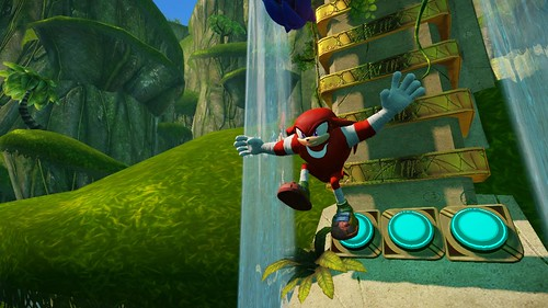 Sonic Boom: Rise of Lyric - Gamescom