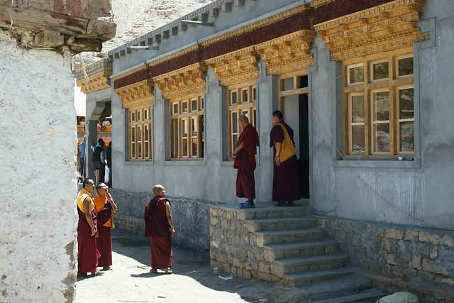 Festival at Takthok Gompa. Ladakh, 06 Aug 2014. 152