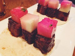 Pork Belly & Watermelon Tacos From Soul Gastro…